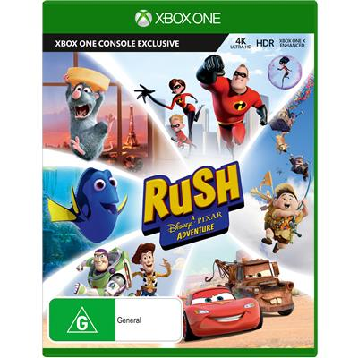 Rush : A Disney Pixar Adventure sur ONE