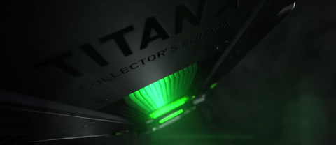 Nvidia tease une Titan X Collector's Edition