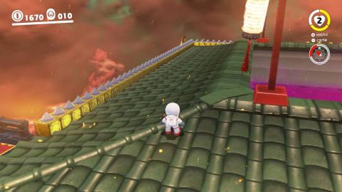Super Mario Odyssey : où farmer les pièces le plus efficacement ?