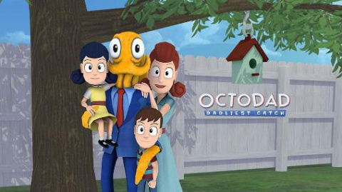 Octodad : Dadliest Catch sur Switch