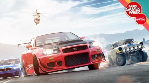 Jaquette de Paris Games Week 2017 : 40 minutes de gameplay sur Need for Speed Payback