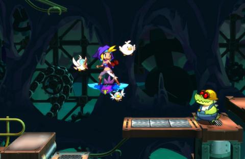 """Shantae : Half-Genie Hero - Le DLC """"Friends to the End"""" se présente"""