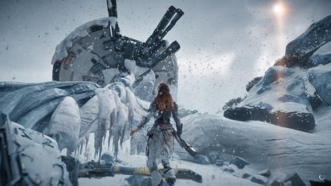 Horizon Zero Dawn : The Frozen Wild, un DLC pour prolonger le plaisir