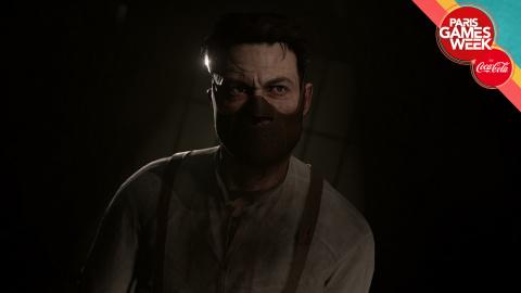 PGW : The Inpatient - En VR tout le monde vous entend crier sur PS4