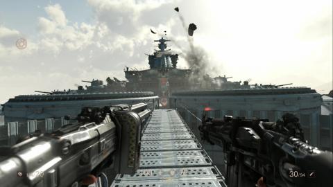 Assaut final sur l'Ausmerzer