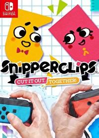 Snipperclips - les deux font la paire ! sur Switch