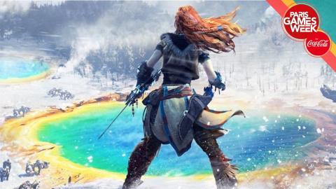 PGW : Horizon Zero Dawn - The Frozen Wilds, un DLC prometteur sur PS4