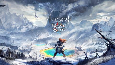 PS Store - Horizon Zero Dawn : The Frozen Wilds est disponible !