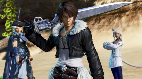 Dissidia Final Fantasy NT : Présentation de Golbez