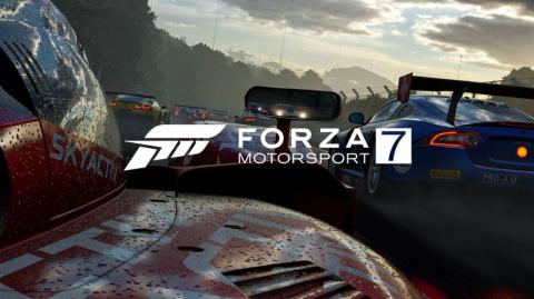 Xbox Live Gold : Vivez à fond l'expérience Forza Motorsport 7