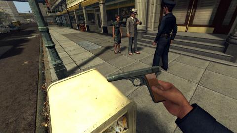 Que vaut L.A. Noire en réalité virtuelle ? Nos premières impressions