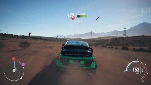 Need For Speed Payback : sortie de piste