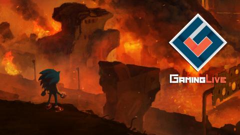 Sonic Forces : Nous dépassons le mur du hérisson