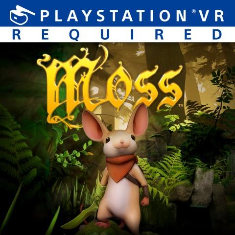 Moss sur PS4