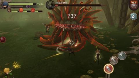 Final Fantasy XV : Pocket Edition se montre avec de nouvelles images