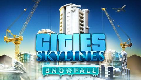 Cities Skylines : Snowfall sur PS4