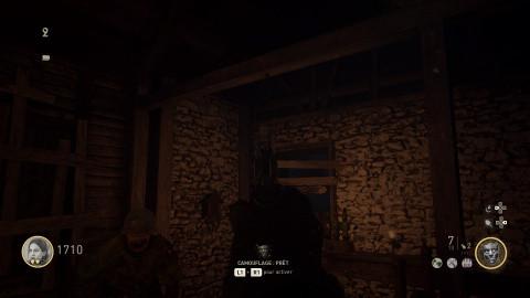 Avoir la boîte mystère dans la map du prologue (Grösten Haus)