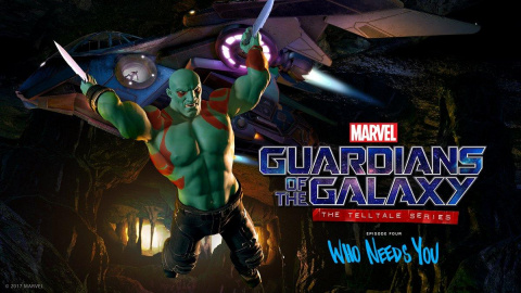 Guardians of the Galaxy : The Telltale Series Episode 4 - Who Needs You sur iOS
