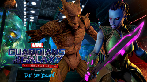 Guardians of the Galaxy : The Telltale Series Episode 5 - Don't Stop Believin sur iOS