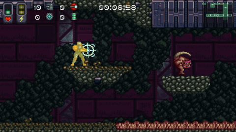 A Robot Named Fight : un rogue-like / metroïdvania de plus pour la Switch