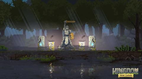 Kingdom Two Crowns : Les personnages de Bloodstained prochainement ajoutés