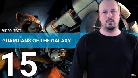 Jaquette de Guardians of the Galaxy : The Telltale Series - 3 minutes pour sauver l'univers