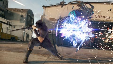 Tekken 7 : des captures d'écran du prince Noctis