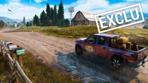 Far Cry 5 : Comment recréer un Montana virtuel ?
