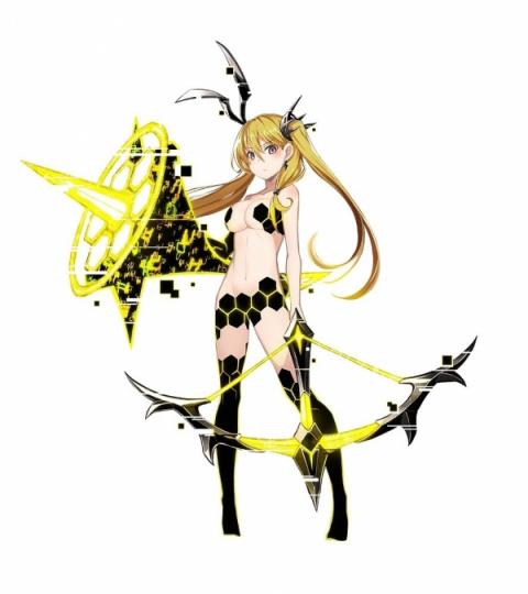 Death end re;Quest présente ses personnages en quelques artworks