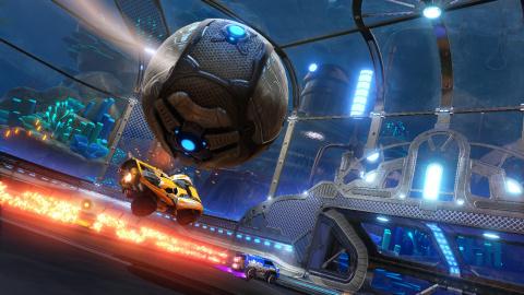 Rocket League aura un mode 120 FPS sur Xbox Series X et Xbox Series S