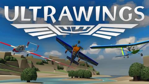 Ultrawings sur PS4