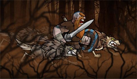 Wulverblade : Un Beat'em up à l'ancienne brutal sur Switch