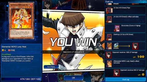 Yu-Gi-Oh! Duel Links se trouve une date de sortie sur PC