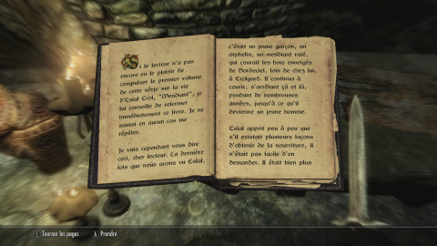 The Elder Scrolls V : Skyrim sur Nintendo Switch - Tout Bordeciel en mode nomade !
