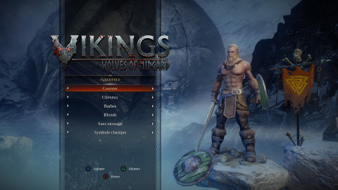 Vikings : Wolves of Midgard - Rendez-vous en terre Viking