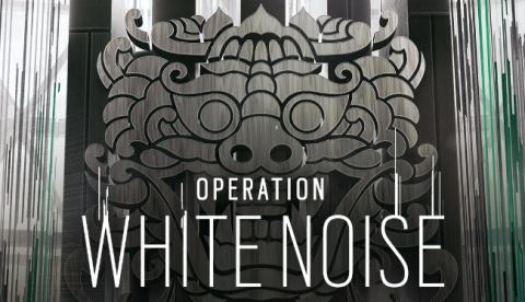Tom Clancy's Rainbow Six Siege : Opération White Noise
