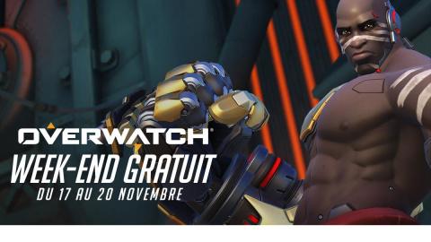 PS Store : Week-end gratuit sur Overwatch !