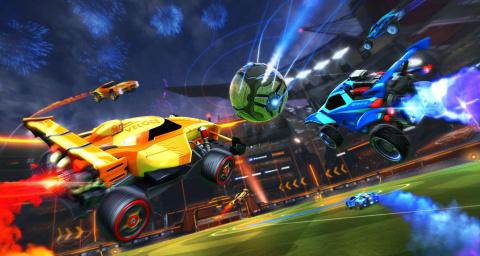 PS League : Tournoi Rocket League en 3v3 dès demain !