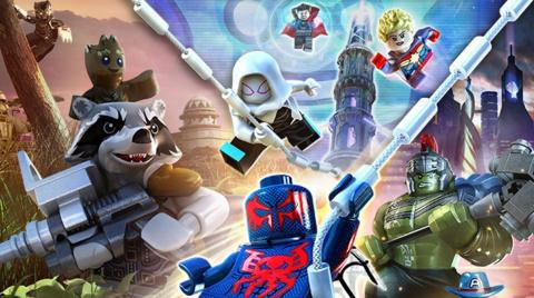 LEGO Marvel Super Heroes 2 : La pochette-surprise de cette fin d'année