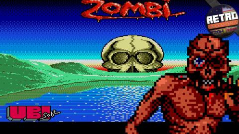 Retro Découverte - Zombi, le tout premier jeu d'Ubisoft