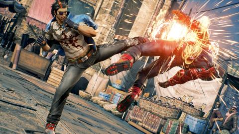 Best Of de la première poule Tekken 7