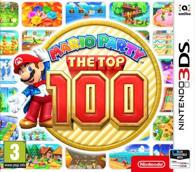 Mario Party : The Top 100 sur 3DS