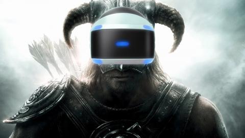 Skyrim VR -  En immersion dans ce nouveau portage du RPG culte sur PS4