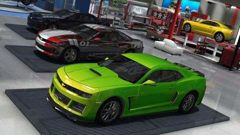 Gear.Club Unlimited : le jeu de course dans la poche sur Switch