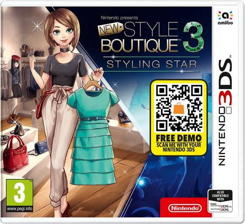 La Nouvelle Maison du Style 3 : Looks de Stars sur 3DS