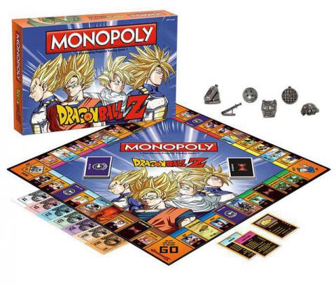 Black Friday : Le Monopoly Dragon Ball Z à 29,99 €