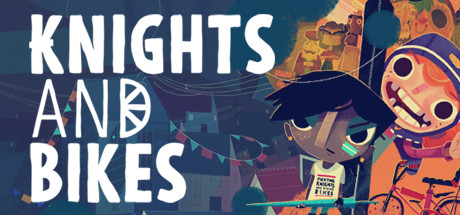 Knights and Bikes sur PS4