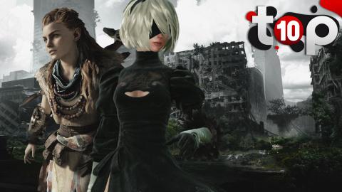 Top 10 des meilleurs jeux post-apocalyptiques