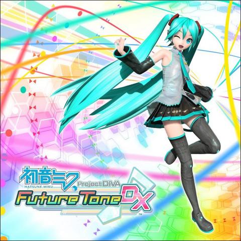 Hatsune Miku Project Diva Future Tone DX sur PS4