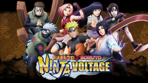 Naruto x Boruto : Ninja Voltage sur iOS